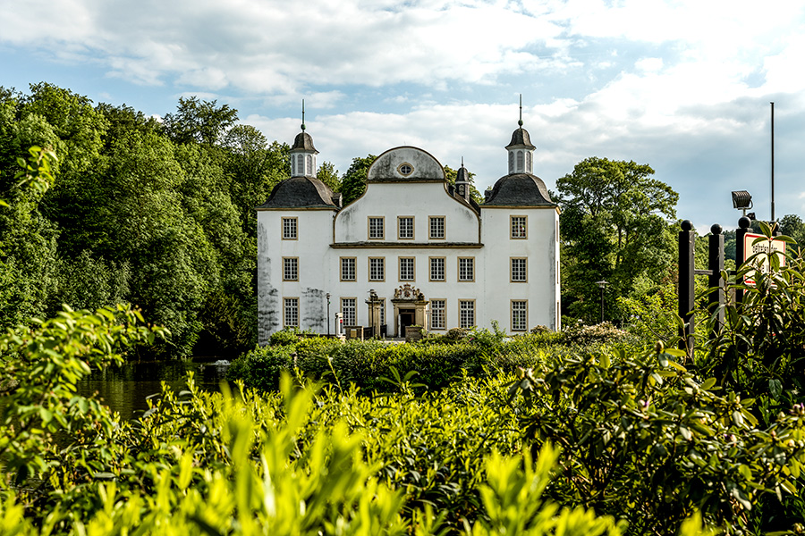 Trauung Schloss Borbeck