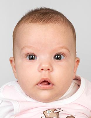 Baby Passfoto biometrisch Essen