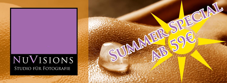 Summer Special Fotosshooting